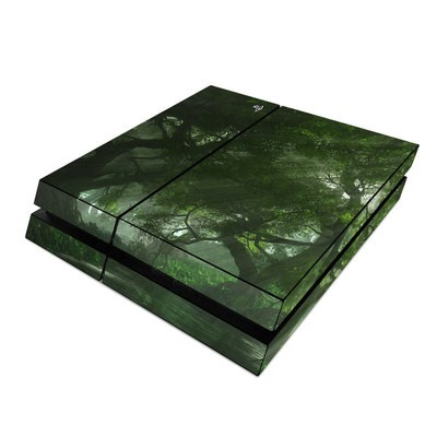 Sony PS4 Skin - Canopy Creek Spring