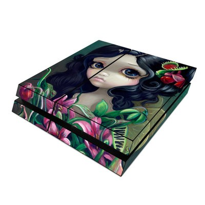 Sony PS4 Skin - Carnivorous Bouquet
