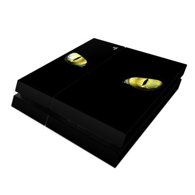Sony PS4 Skin - Cat Eyes