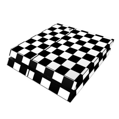 Sony PS4 Skin - Checkers