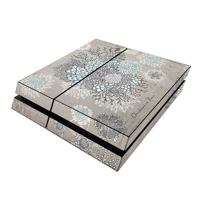 Sony PS4 Skin - Christmas In Paris