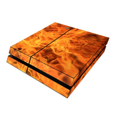 Sony PS4 Skin - Combustion