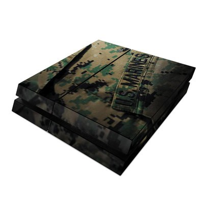 Sony PS4 Skin - Courage