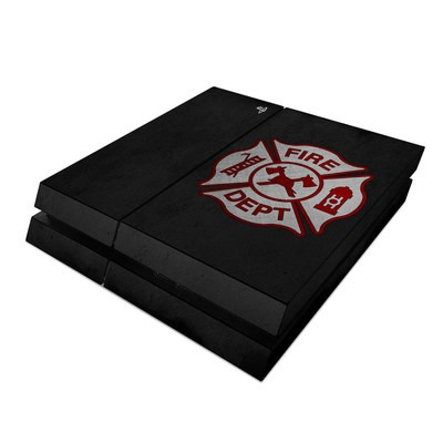 Sony PS4 Skin - Courageous