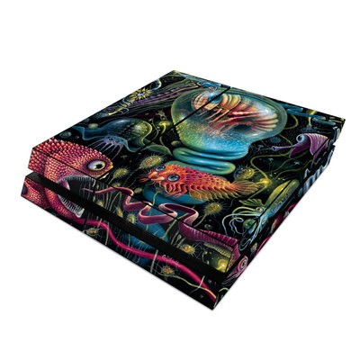 Sony PS4 Skin - Creatures