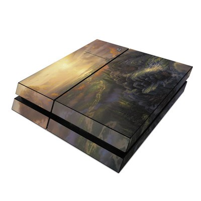 Sony PS4 Skin - The Cross