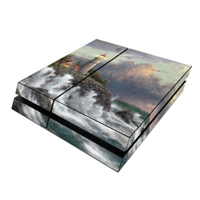 Sony PS4 Skin - Conquering Storms