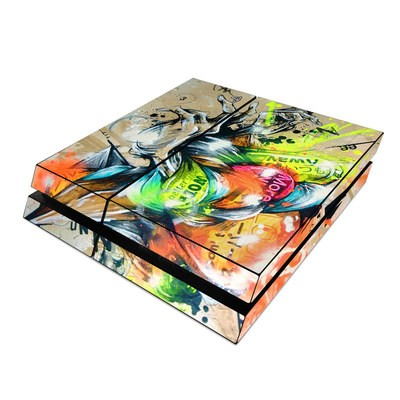 Sony PS4 Skin - Dance