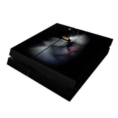 Sony PS4 Skin - Darkness