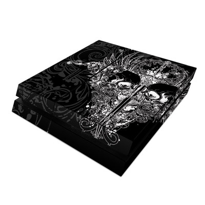 Sony PS4 Skin - Darkside
