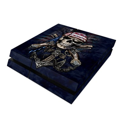 Sony PS4 Skin - Dead Anchor