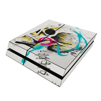 Sony PS4 Skin - Decay