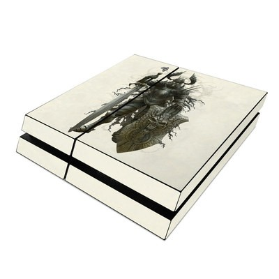 Sony PS4 Skin - Dark Knight
