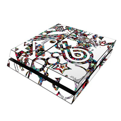 Sony PS4 Skin - Dots