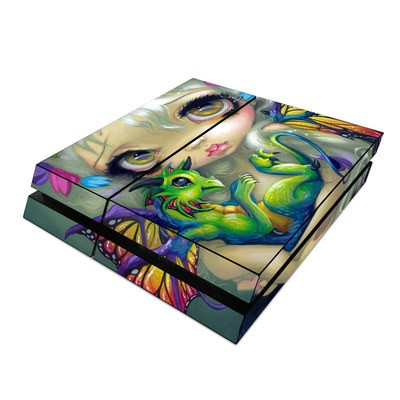 Sony PS4 Skin - Dragonling