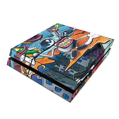Sony PS4 Skin - Dream Factory