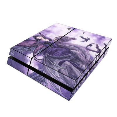 Sony PS4 Skin - Dragon Sentinel