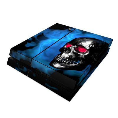 Sony PS4 Skin - Demon Skull