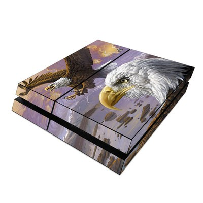 Sony PS4 Skin - Eagle