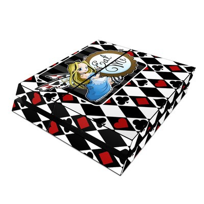 Sony PS4 Skin - Eat Me