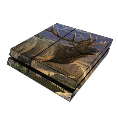 Sony PS4 Skin - Elk