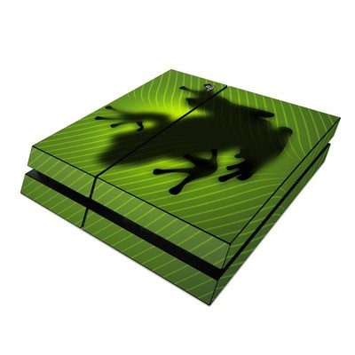 Sony PS4 Skin - Frog