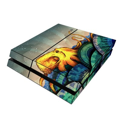 Sony PS4 Skin - From the Deep
