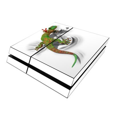 Sony PS4 Skin - Gecko