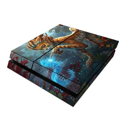 Sony PS4 Skin - Ghost Centipede