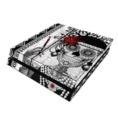 Sony PS4 Skin - Mrs Gloria Vanderbone
