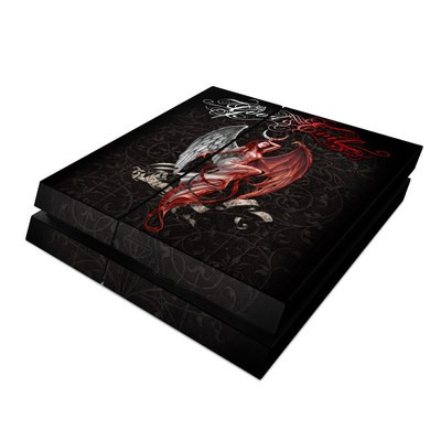 Sony PS4 Skin - Good and Evil