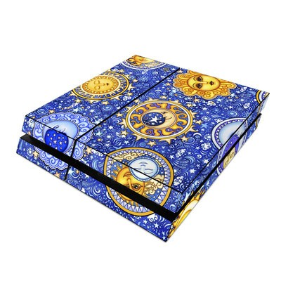 Sony PS4 Skin - Heavenly