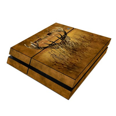 Sony PS4 Skin - Hiding Buck