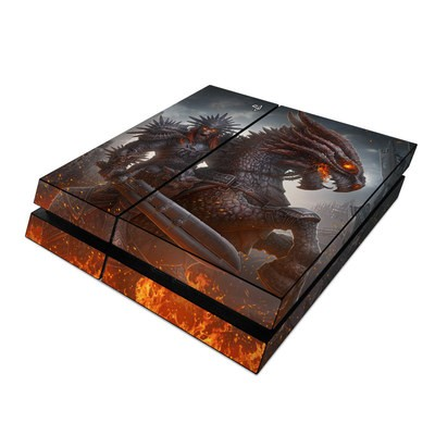 Sony PS4 Skin - Horseman