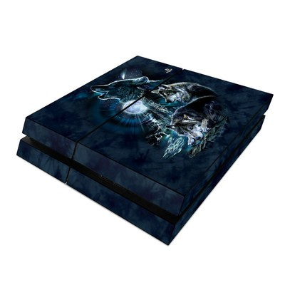 Sony PS4 Skin - Howling
