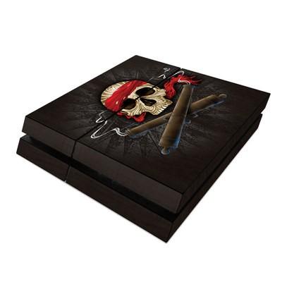 Sony PS4 Skin - High Seas Drifter