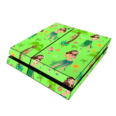 Sony PS4 Skin - Hula Honey