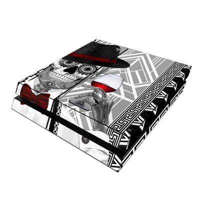 Sony PS4 Skin - Mr JD Vanderbone