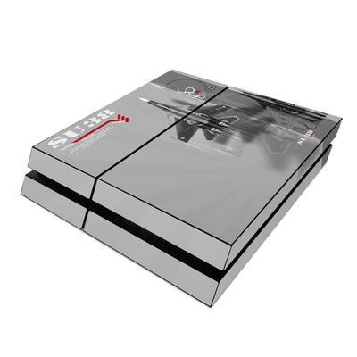 Sony PS4 Skin - Jet Fighter