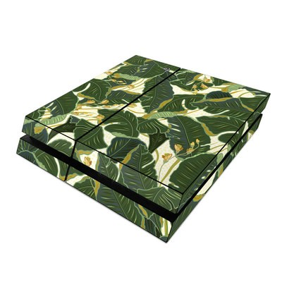 Sony PS4 Skin - Jungle Polka