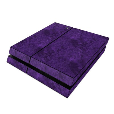 Sony PS4 Skin - Purple Lacquer