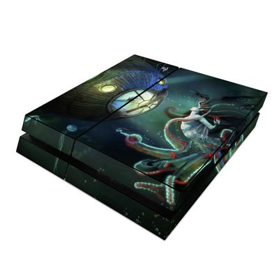 Sony PS4 Skin - 20000 Leagues
