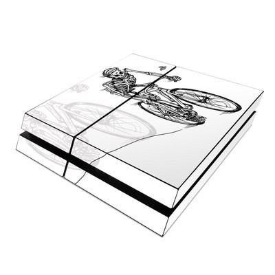 Sony PS4 Skin - Lone Rider