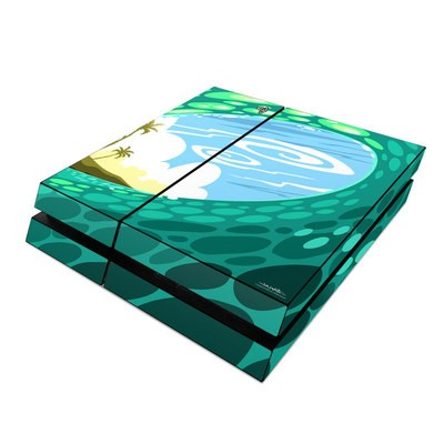 Sony PS4 Skin - Lunch Break