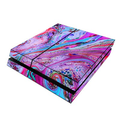 Sony PS4 Skin - Marbled Lustre