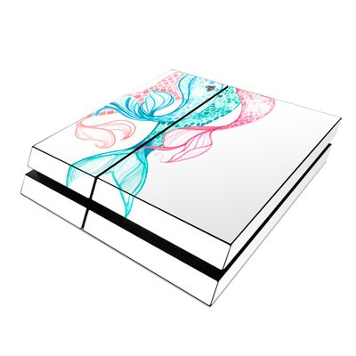 Sony PS4 Skin - Mermaid Tails