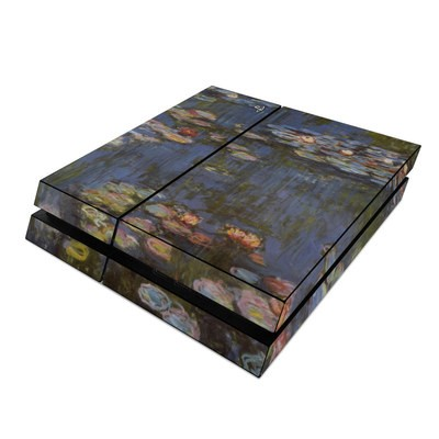 Sony PS4 Skin - Monet - Water lilies