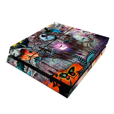 Sony PS4 Skin - The Monk