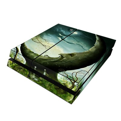 Sony PS4 Skin - Moon Stone