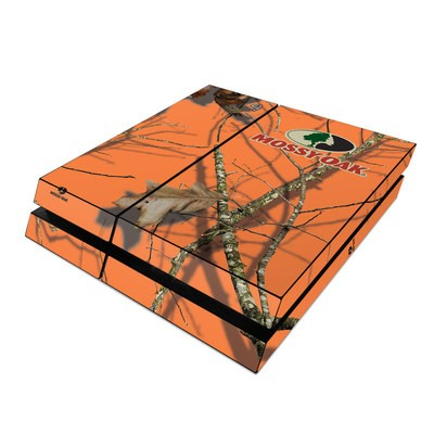 Sony PS4 Skin - Break-Up Lifestyles Autumn